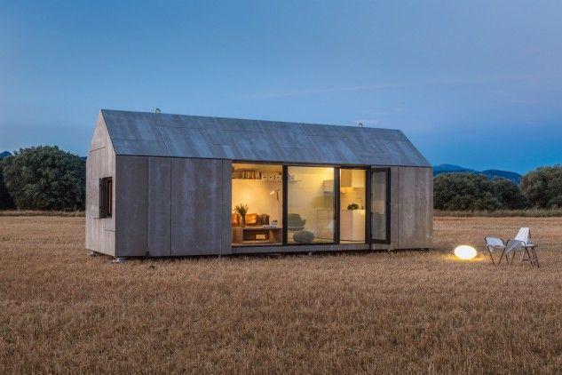Casa Transportável ÁPH80 / Ábaton Arquitectura