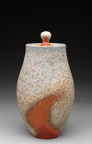 Louis  Reilly: Lidded Jar