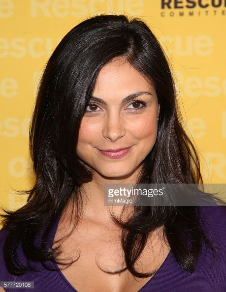 News Photo : Morena Baccarin attends The International Rescue...
