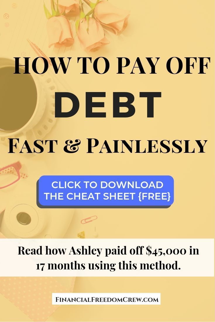 How to pay off debt fast and without sacrifice. In…