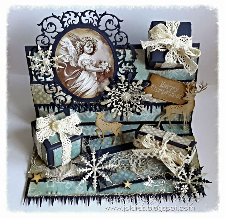 Creations by Joyce Martens: Winter Wishes