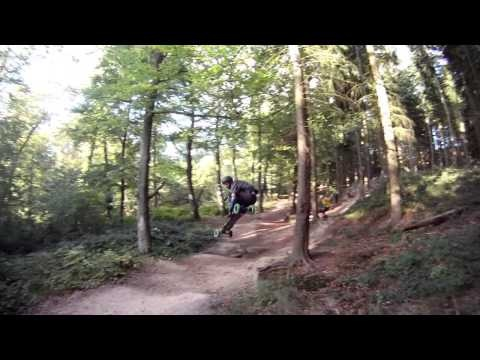 Mountainboard Cable Cam Part 2