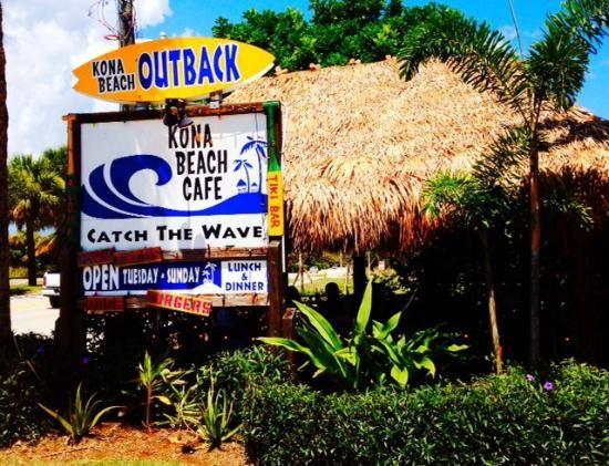 Beach Bum Cafe Vero Beach Fl