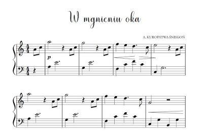 Motivella: Nuty na pianino