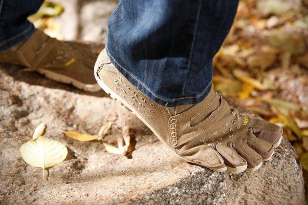 Vibram FiveFingers CVT Hemp Trail Shoes - HiConsumption