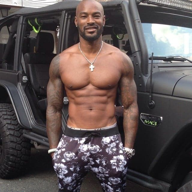 Pin for Later: 20 Sexy Tyson Beckford Photos That Need Zero Explanation
