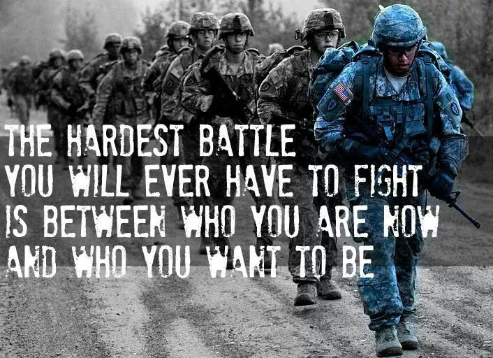 28++ What military has the hardest training inspirations