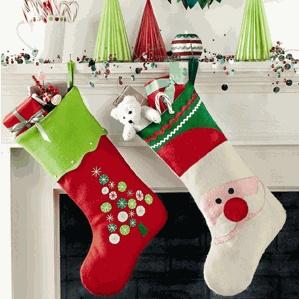 Ideas For Christmas Stockings best 25+ felt stocking ideas on pinterest | felt christmas