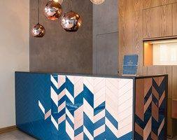 HOTEL FAROS GDAŃSK - Wnętrza publiczne, styl nowoczesny - zdjęcie od em2pracownia