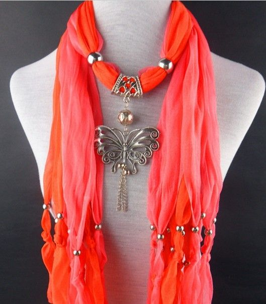 Wholesale Jewelry Scarves From HongKong China