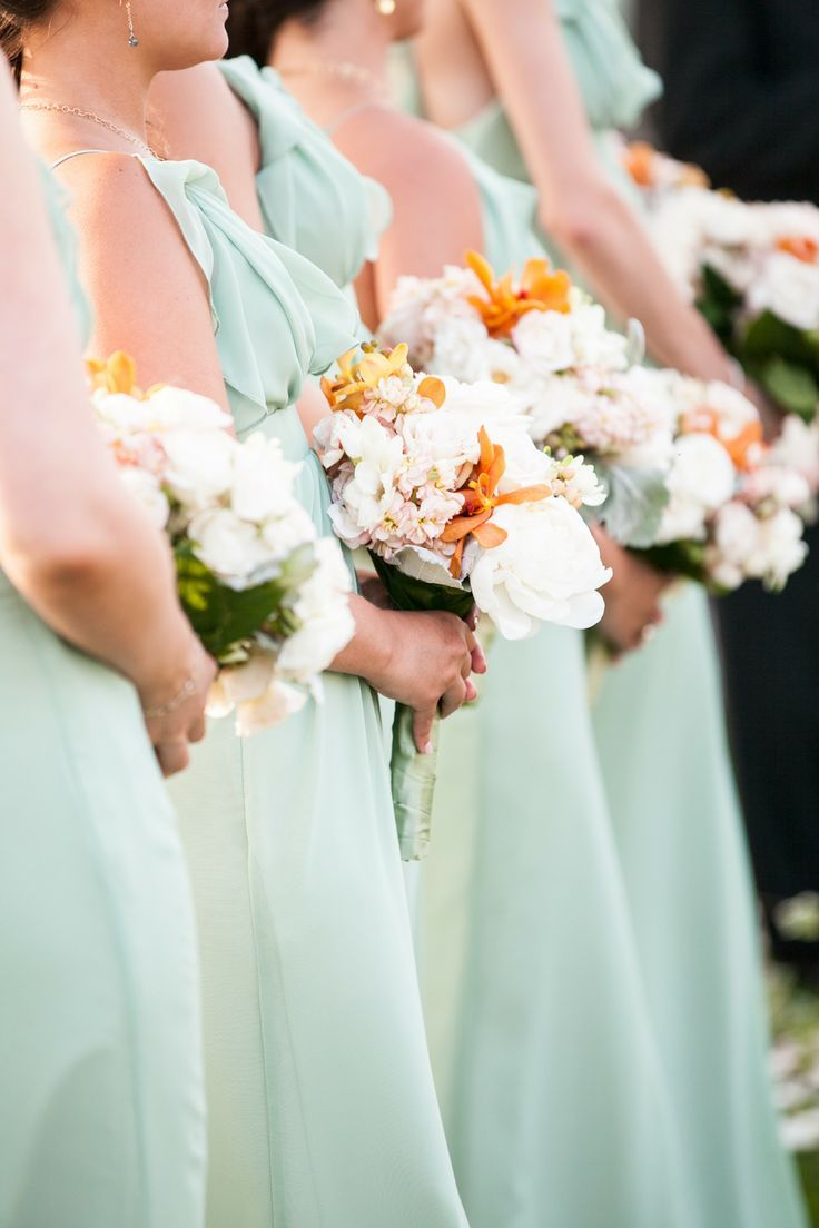 35 best mint bridesmaid dresses images on pinterest mint bridesmaids dresses jim hjelm sleepy hollow country club wedding from sara wight photography ombrellifo Images