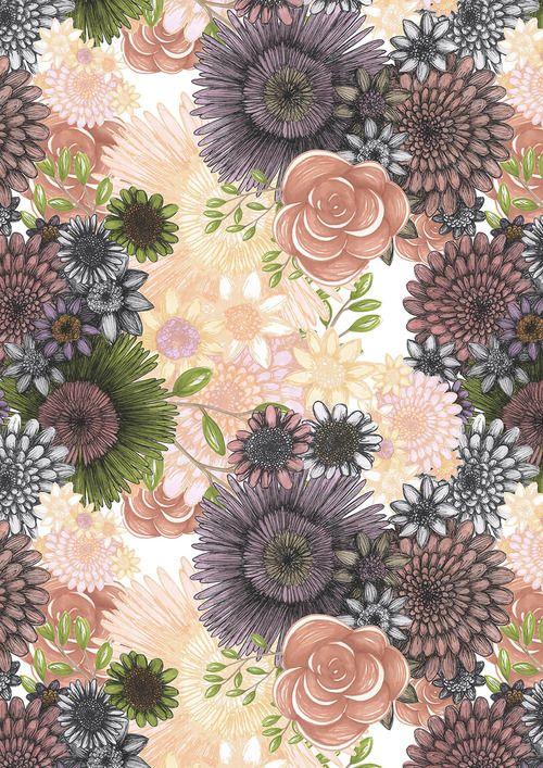 Floral. GORGEOUS!
