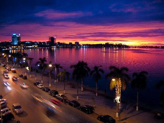 Angola. Luanda.