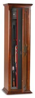 Wapenkluis Technomax HS/400 en HS/600    Met de Technmax HS wapenkluizen kunt u uw wapens, geheel conform de in de wet gestelde eisen, opbergen. De soldide wapenkluizen zijn  zeer fraai afgewerkt. De modellen HS400LK/LE zijn zelfs afgewerkt in hardhouten notenhout. Naast het standaard sleutelslot is het mogelijk de wapenkluizen te leveren met een vrij instelbaar elektronisch cijferslot.