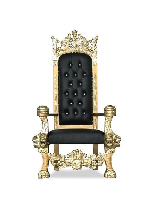Shop Throne Chairs For Sale Chiseled Perfections King Throne Chair Throne Black Decor