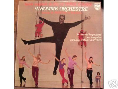 'L'HOMME ORCHESTRE - F.de Roubaix