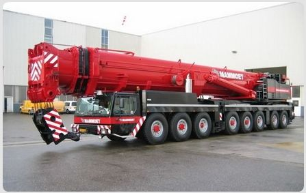 Inchirieri macarale auto pana la 350 tone - HeavyTransports.ro transport agabaritic