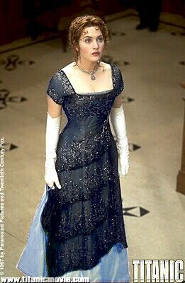 Dresses From Titanic Movie | The Titanic Dress Story : wedding vancouver Titanic