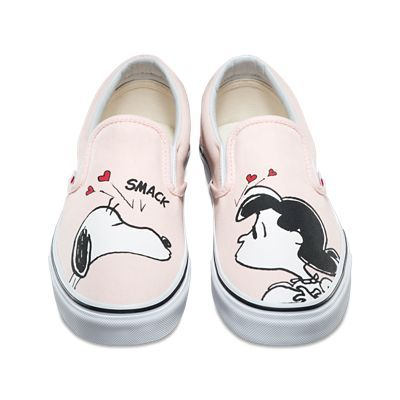 Shop Vans X Peanuts Classic Slip-On Shoes today at Vans. The official Vans online store. Free delivery & free returns.