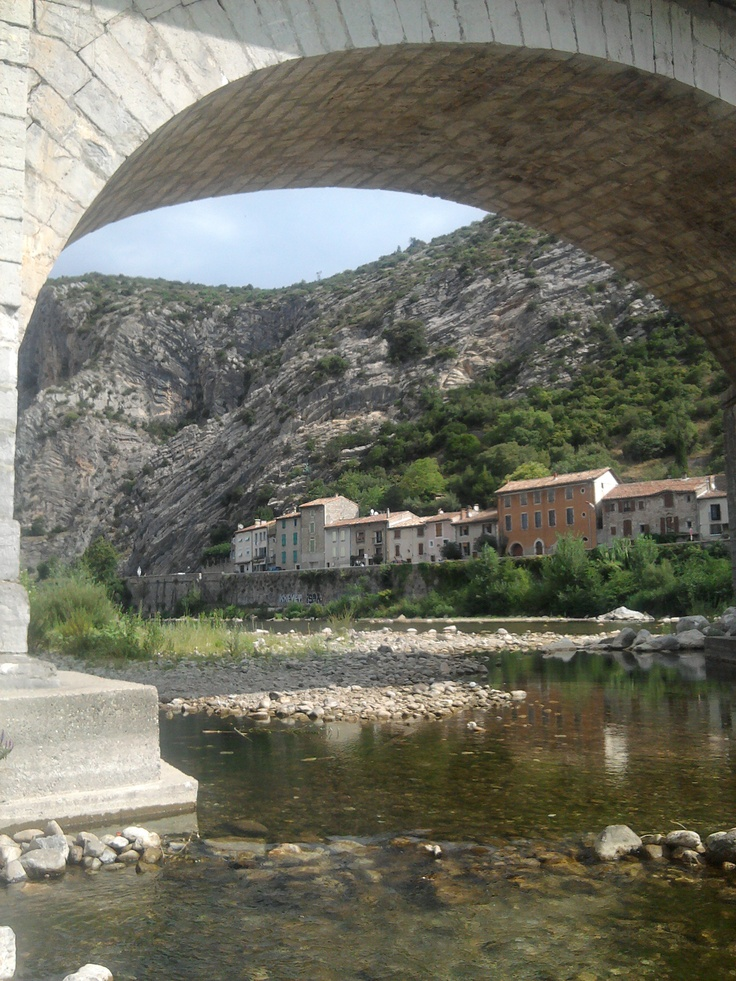 Anduze, Cevennes, south of France