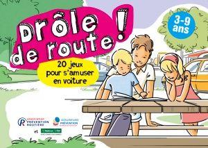 PDF Gratuits: Jeux et cahiers d'activités sur la sécurité routière (PDF + MP3)