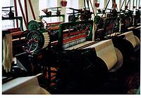 Textile manufacturing - Wikipedia, the free encyclopedia