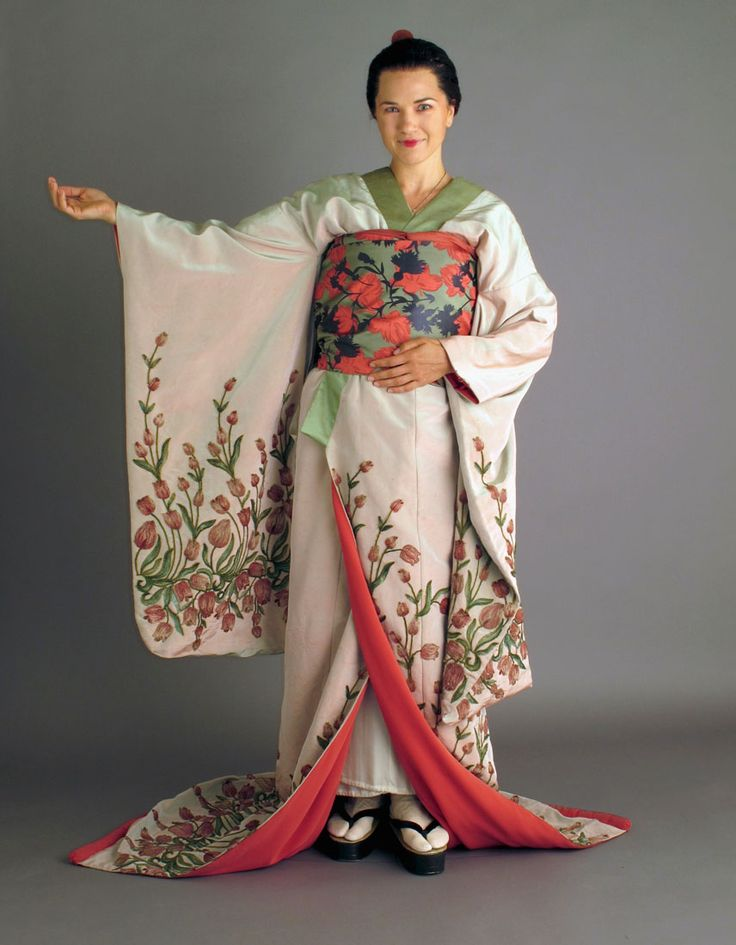 Opera costume - Madame Butterfly