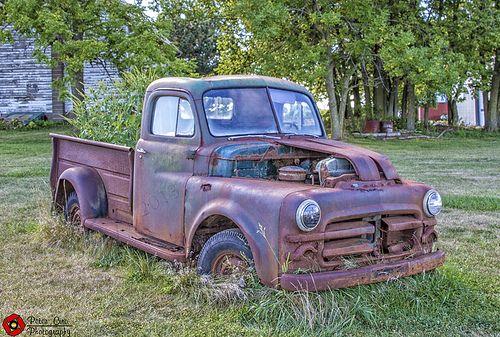 1952 Dodge Pickup Truck Near Morrison, IL