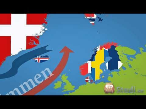 Norden (Geografi) - Studi.se - YouTube