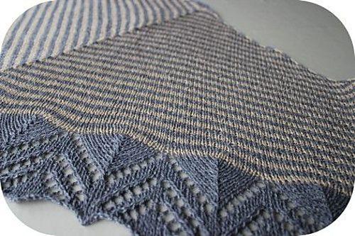 Dream Stripes sjal