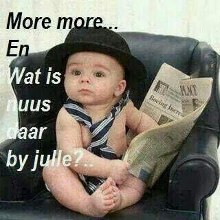More, more