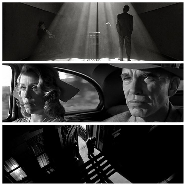 Roger Deakin's is God! (The man Who Wasn't There)