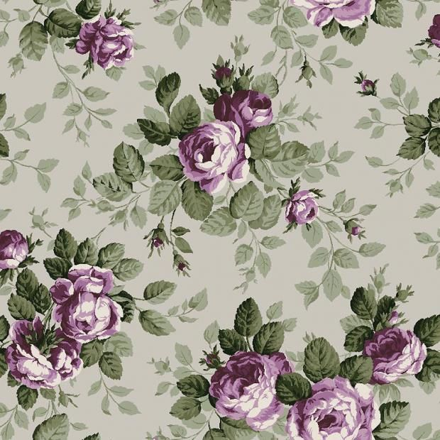 """""""Bistro"""" from Rasch Textil romantic woven wallpaper fits particularly well in the living and sleeping areas. Available in three different colors"""