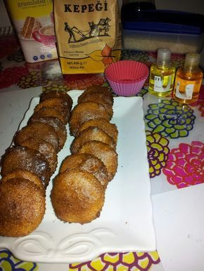 İlkay'ın Dukan Lezzetleri: Portakallı Bisküviler