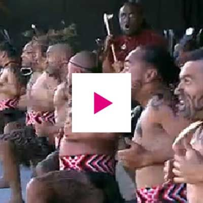 Maori Haka