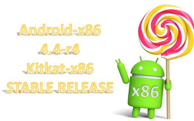 Rilasciato Android-x86 4.4 stabile r4 - Guida per Installazione! Rilasciata la quarta edizione di Android-x86 4.4 (Kitkat-x86) - Ultima release stabile. Disponibile al download, link nell'articolo! All'interno anche un'utile guida per installare facilmente sul pro #linux #android #intelx86 #dualboot