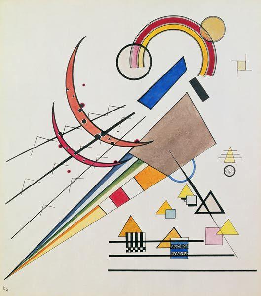 Wassily Kandinsky - Grey Square
