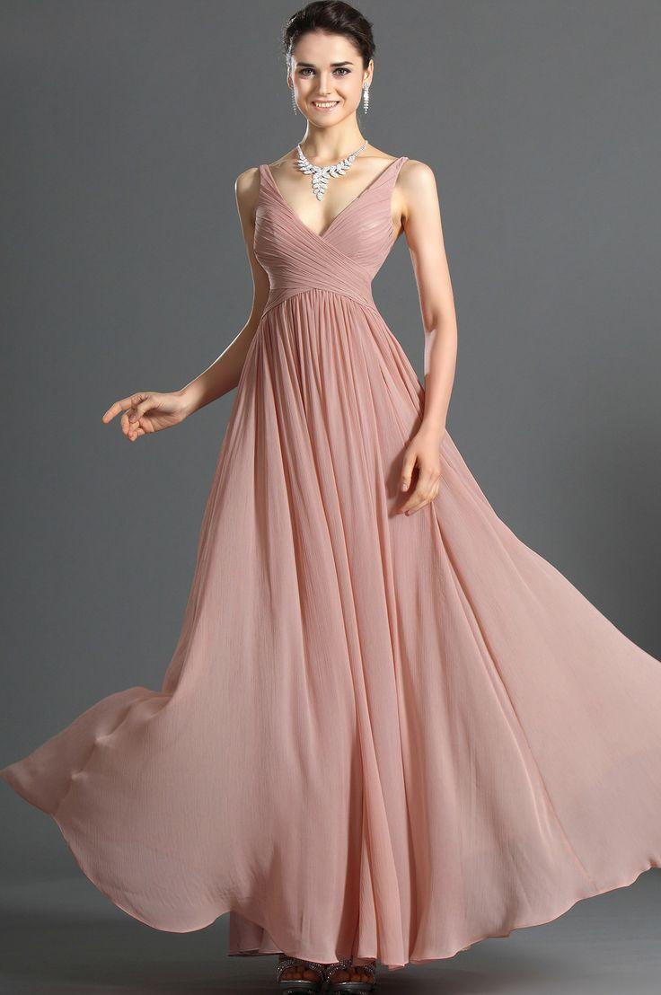 Increíble Belsoie Vestidos De Dama De Honor Menor Componente ...
