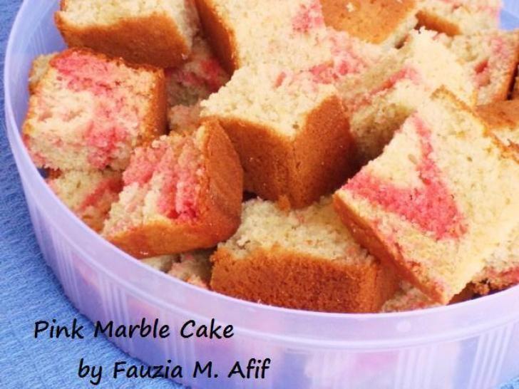 Fauzia Kitchen Fun Vanilla Cake