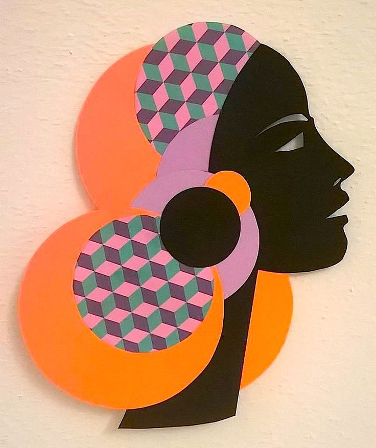 Silhouette. Cutter, paper.   Stefania Missio, 2015
