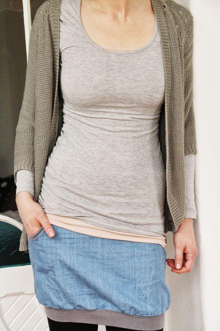 30 best röcke und kleider images on Pinterest   Kleidung nähen, Diy ...