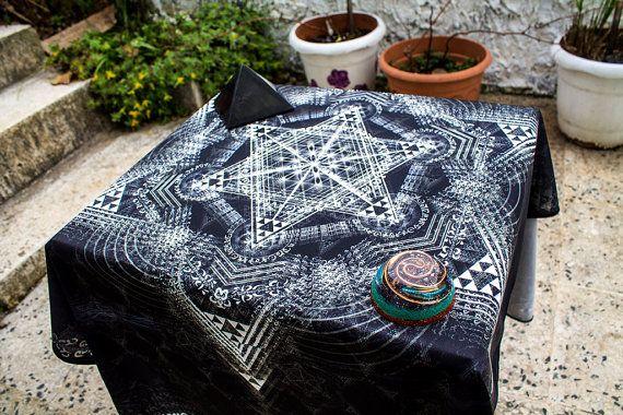 Lycra Tapestry / Backdrop  Morningstar by HAKANHISIM on Etsy