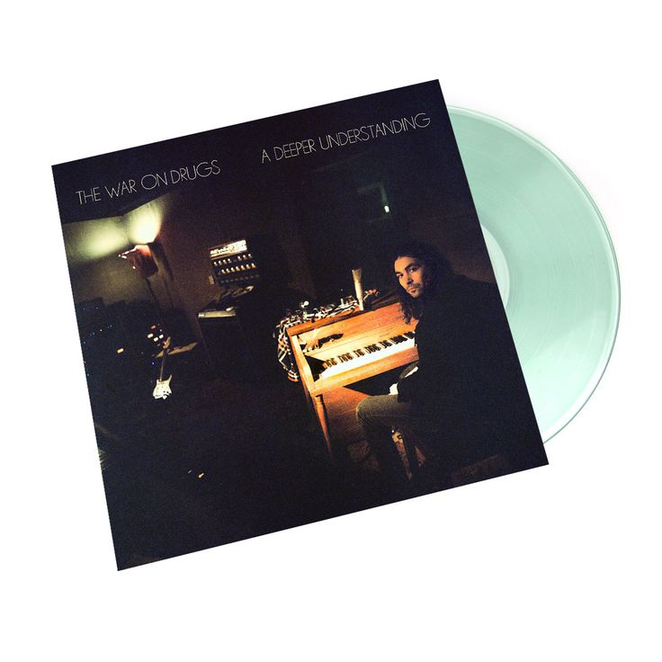 The War On Drugs: A Deeper Understanding (Indie Exclusive Colored Vinyl) Vinyl 2LP - PRE-ORDER