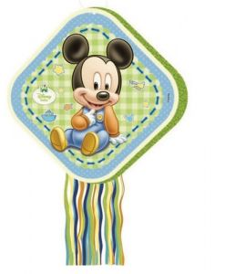 Bebek Mickey Pinyata ve Sopası