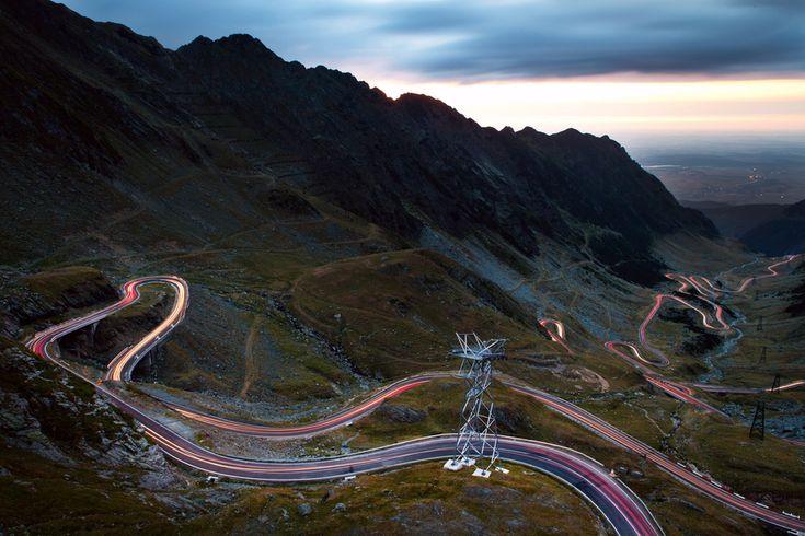 Carretera Transfăgărășan -Sibiu, Rumania | 16 espectaculares carreteras que debes recorrer antes de morir
