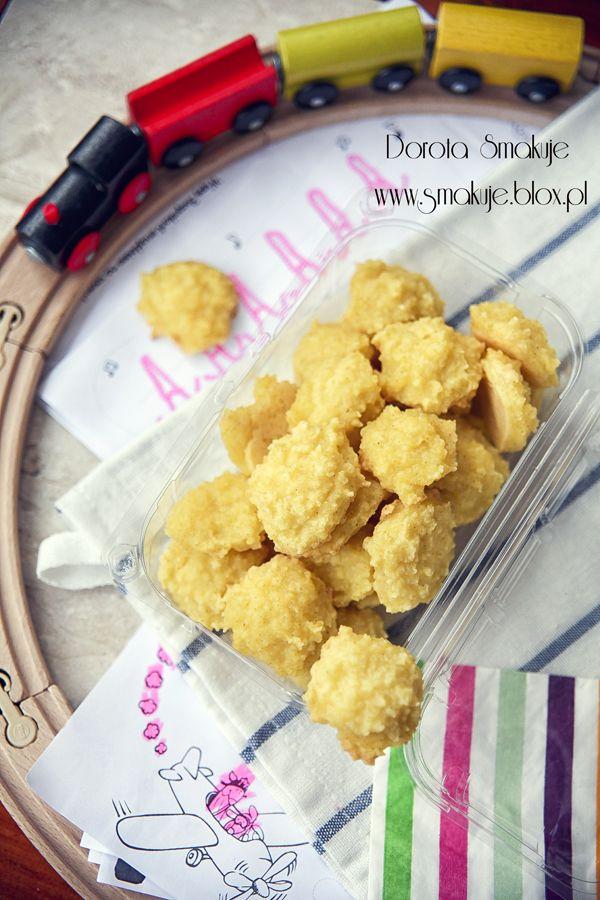 Ciasteczka z kaszy jaglanej (bezglutenowe)