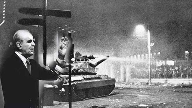 Δημιουργία - Επικοινωνία: Η πτώση της Χούντας, 23 Ιουλίου 1974
