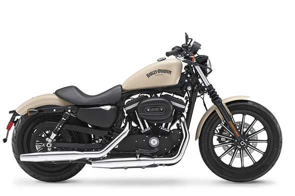 New Harley-Davidson Iron 883 2015--I personally would ride the hell out of a sportster