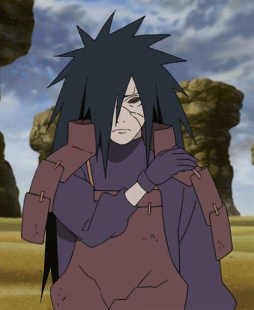 Madara muito preocupado... Naruto shippuden animated GIF