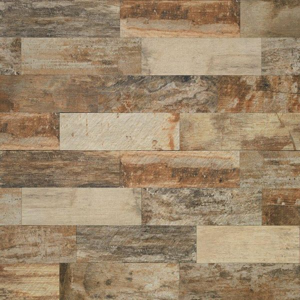 Mountain Timber Porcelain Tile By Mediterranea USA